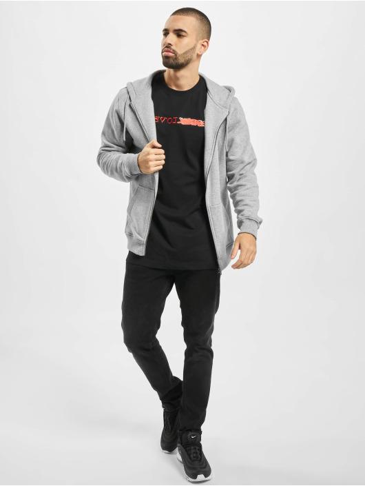 Mister Tee T-skjorter Reloveaution svart