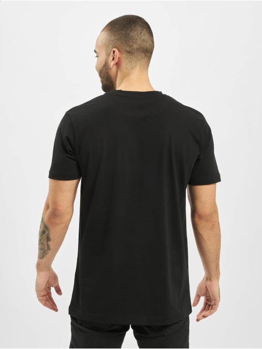 Mister Tee T-skjorter Nasa Astronaut Hands svart