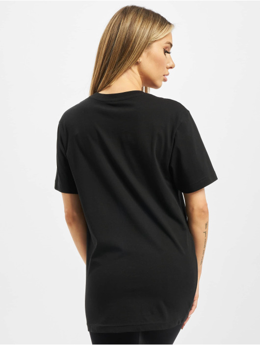 Mister Tee T-skjorter Ladies Memes svart