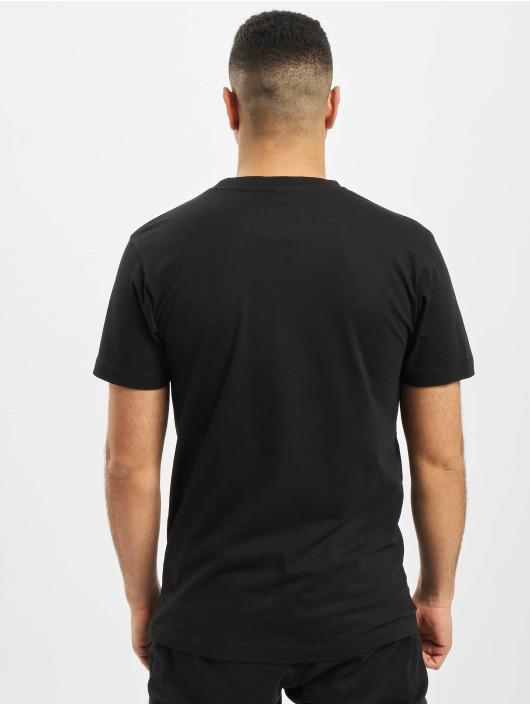 Mister Tee T-skjorter Cyber svart