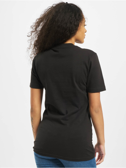 Mister Tee T-skjorter Ladies New Day svart