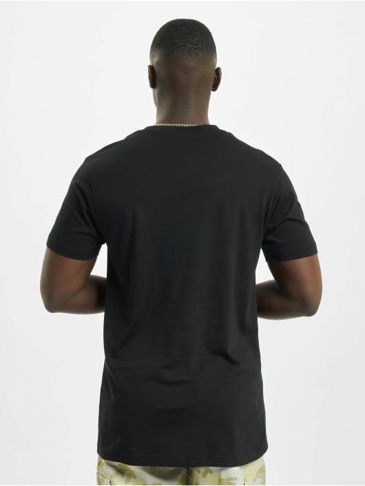 Mister Tee T-skjorter Fuck It 2.0 svart