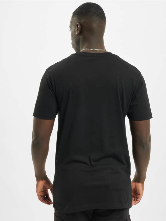 Mister Tee T-skjorter Fade svart