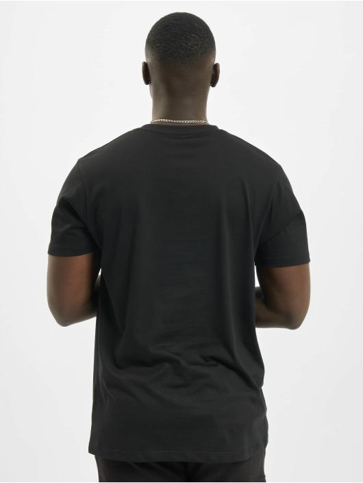 Mister Tee T-skjorter Fuck It Pastel svart