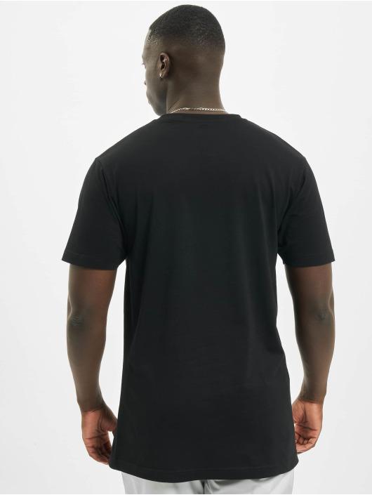 Mister Tee T-skjorter Big Cats svart