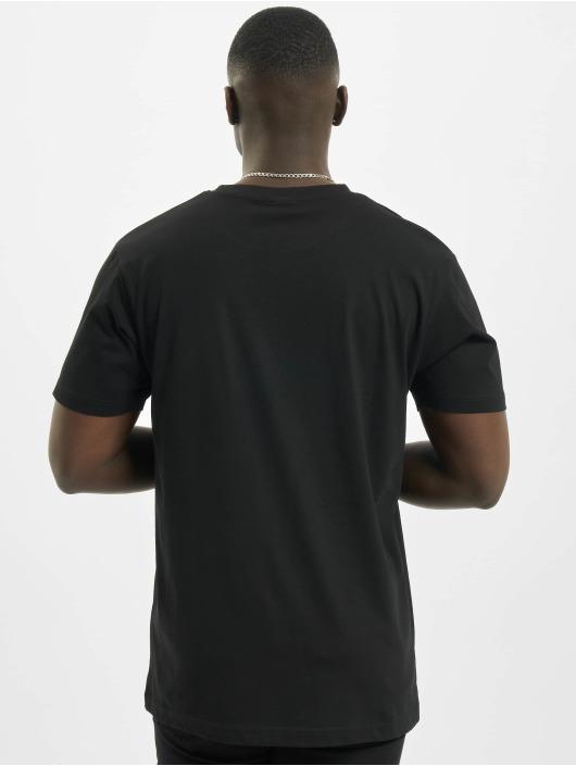 Mister Tee T-skjorter Blame It svart