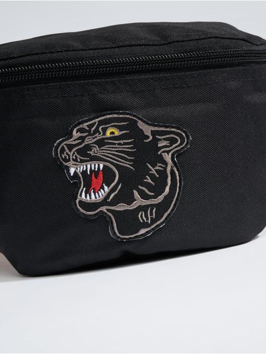 Mister Tee Tasche Panther schwarz
