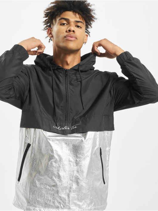 Mister Tee Transitional Jackets Reflective svart