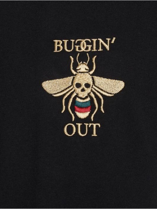 Mister Tee Tričká Buggin' Out èierna