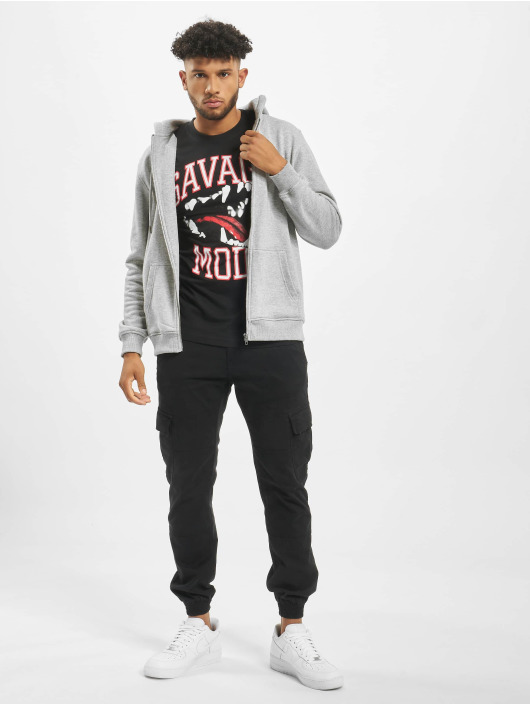 Mister Tee Tričká Savage Mode èierna