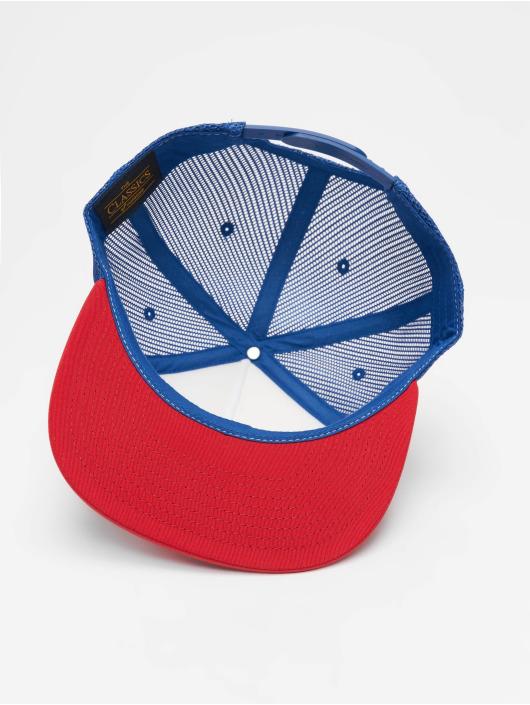 Mister Tee Trucker Caps Nasa czerwony