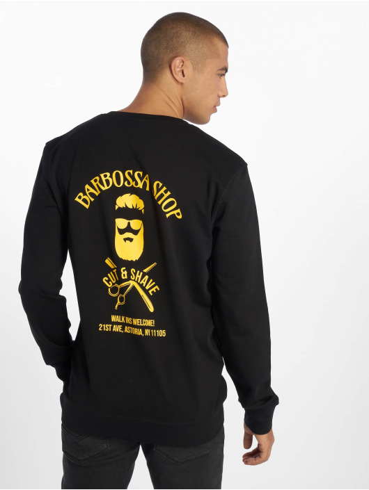 Mister Tee trui Barbossa zwart