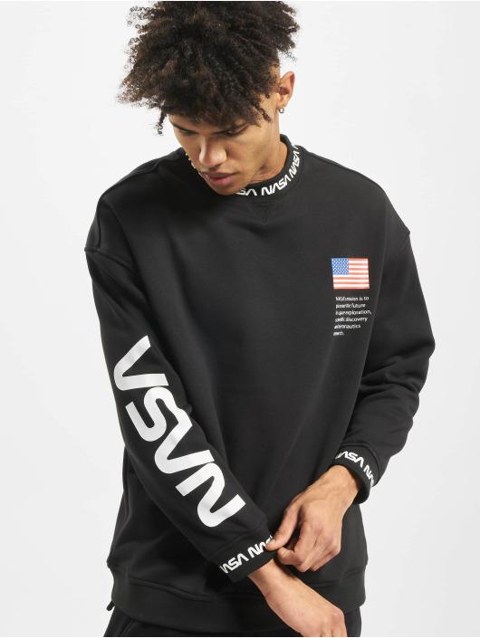 Mister Tee trui NASA Oversize zwart