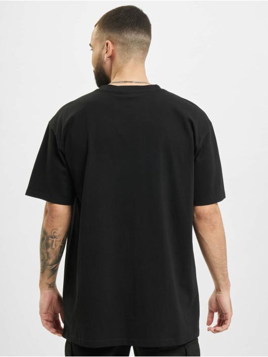 Mister Tee Upscale T-Shirt Pray Painting Oversize noir