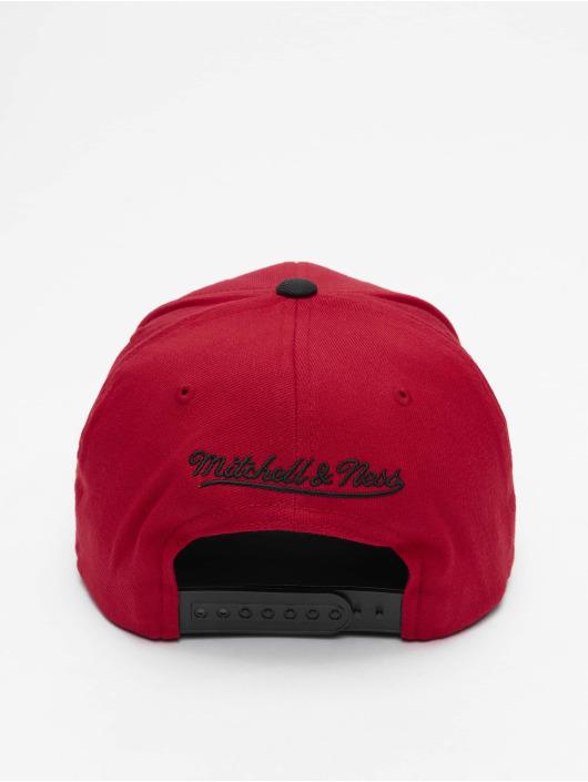 Mitchell & Ness Кепка с застёжкой NBA Presto Chicago Bulls красный