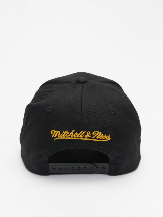 Mitchell & Ness Кепка с застёжкой L.A. Lakers черный