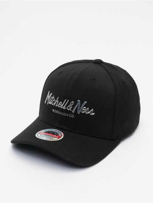 Mitchell & Ness Кепка с застёжкой Cyber Redline черный