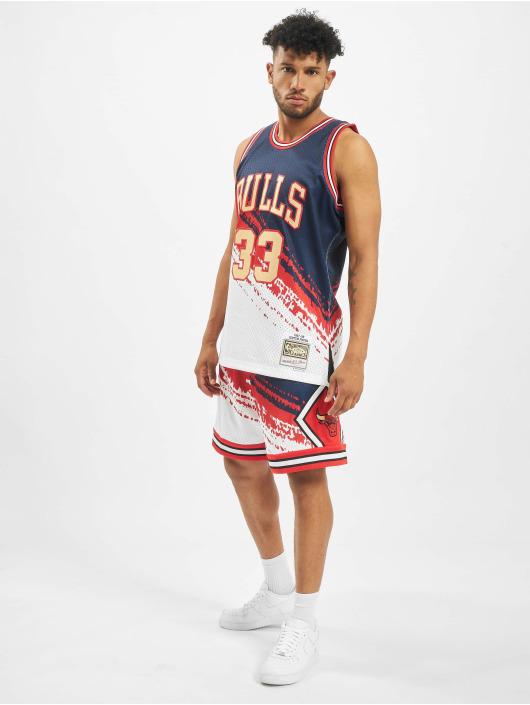 Mitchell & Ness camiseta de fútbol Independence Swingman Chicago Bulls S. Pippen azul
