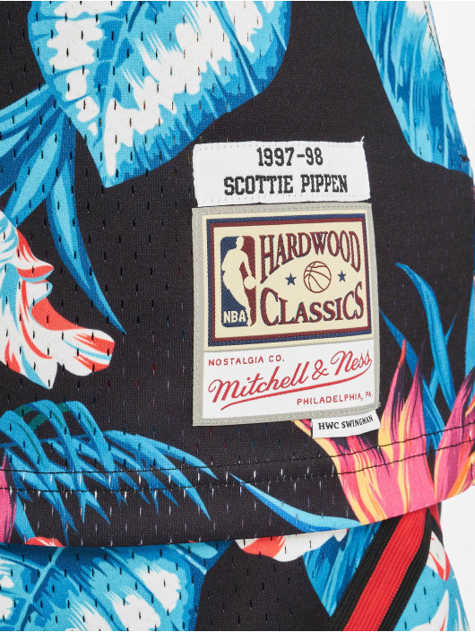 Mitchell & Ness camiseta de fútbol NBA Chicago Bulls Swingman colorido