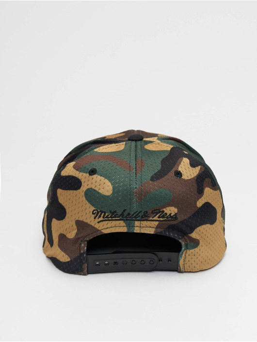 Mitchell & Ness Casquette Snapback & Strapback Woodland Philadelphia 76ers Cover camouflage