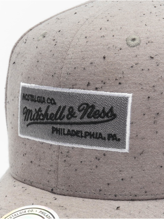 Mitchell & Ness Casquette Snapback & Strapback Own Brand Speck gris
