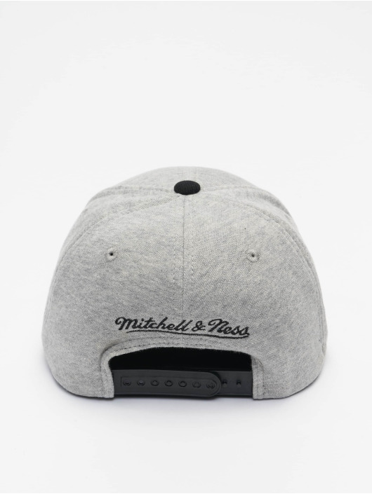 Mitchell & Ness Casquette Snapback & Strapback 186 Redline Los Angeles Lakers gris