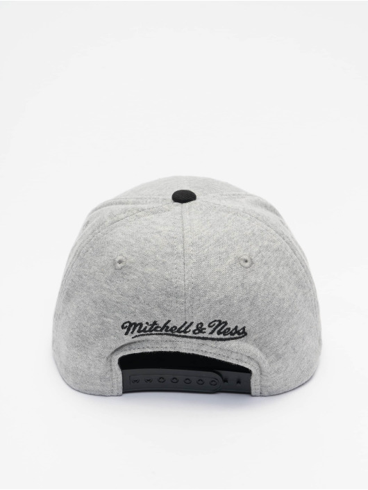 Mitchell & Ness Casquette Snapback & Strapback 186 Redline Miami Heat gris