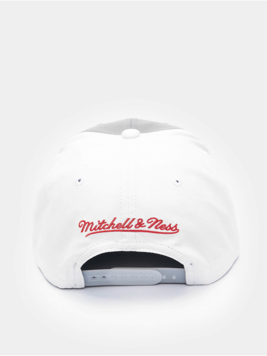 Mitchell & Ness Casquette Snapback & Strapback Day 5 Chicago Bulls gris