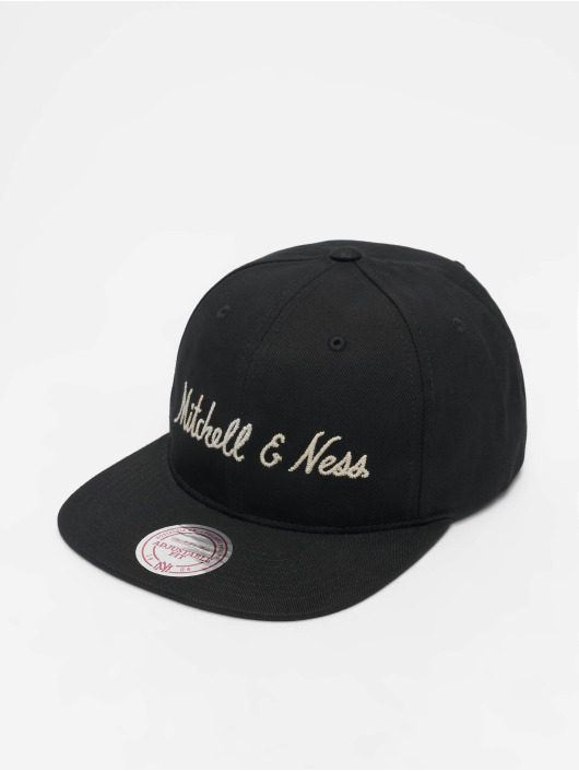 Mitchell & Ness Casquette Snapback & Strapback Trade noir