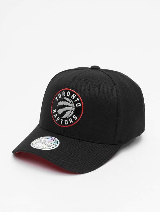 Mitchell & Ness Casquette Snapback & Strapback Chrome Logo Toronto Raptors noir