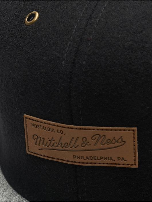 Mitchell & Ness Casquette Snapback & Strapback OB Prime noir