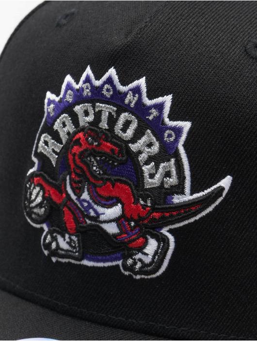 Mitchell & Ness Casquette Snapback & Strapback NBA HWC Eazy 110 Curved Toronto Raptors noir