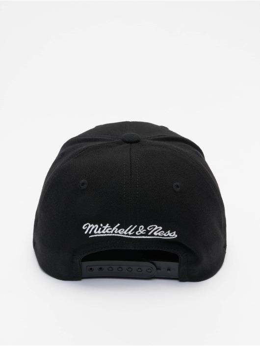 Mitchell & Ness Casquette Snapback & Strapback Duotone Redline Brooklyn Nets noir
