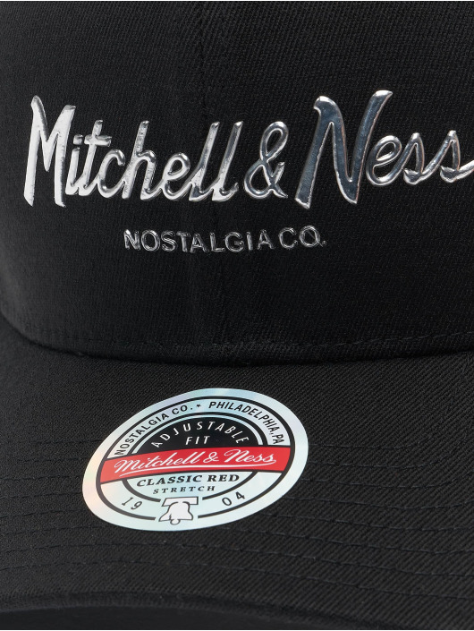 Mitchell & Ness Casquette Snapback & Strapback Cyber Redline noir