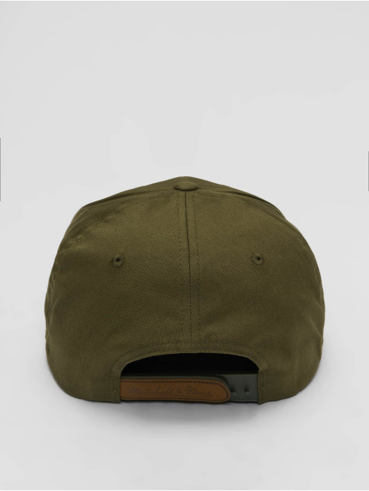 Mitchell & Ness Casquette Snapback & Strapback Sporting Goods olive