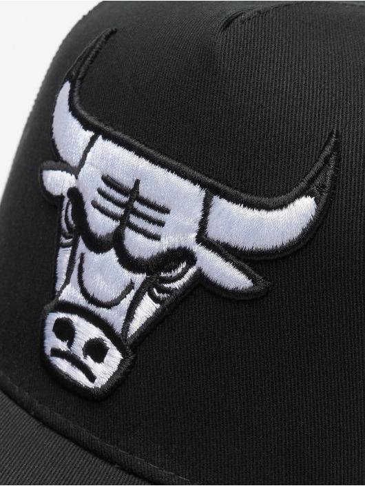 Mitchell & Ness Casquette Trucker mesh NBA Chicago Bulls Classic Trucker noir