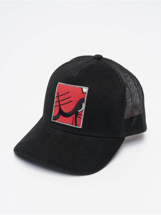 Mitchell & Ness Casquette Trucker mesh Icon Pinch Panel Chicago Bulls noir