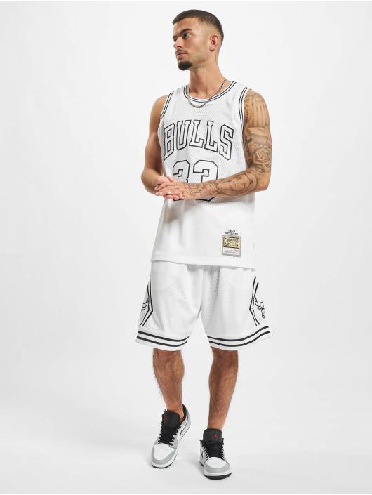 Mitchell & Ness Débardeur Swingman Chicago Bulls Scottie Pippen blanc