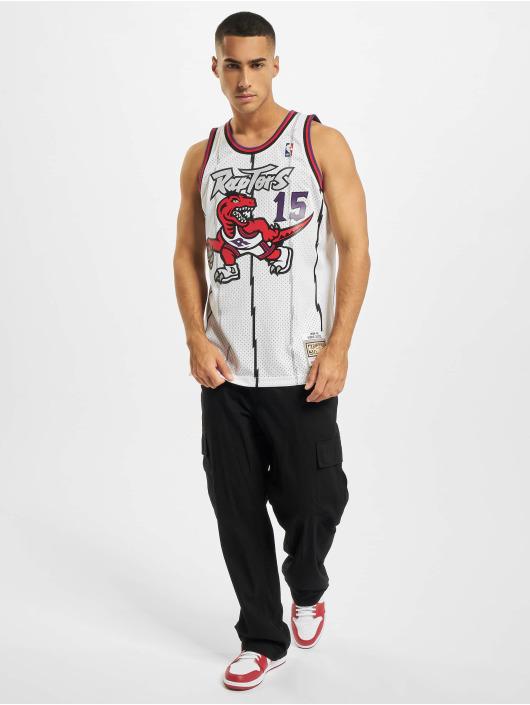 Mitchell & Ness Débardeur NBA Swingman Toronto Raptors Vince Carter blanc