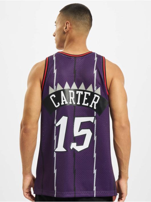 Mitchell & Ness Débardeur NBA Swingman Toronto Raptors Vince Carter pourpre
