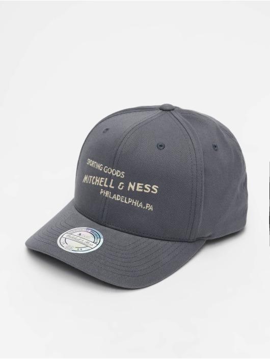 Mitchell & Ness Gorra Snapback Sporting Goods gris