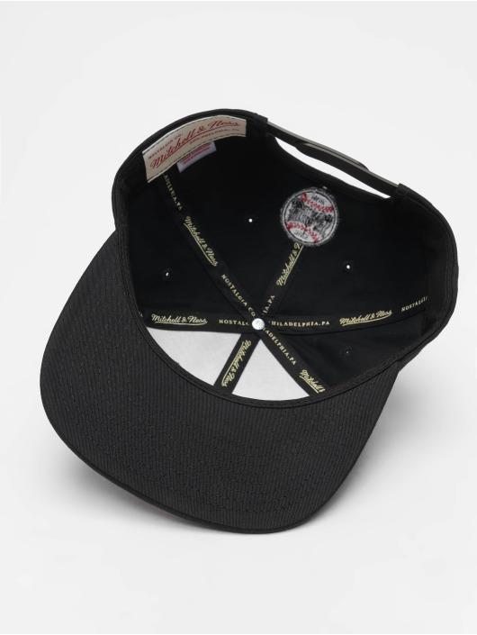 Mitchell & Ness Gorra Snapback Trade negro