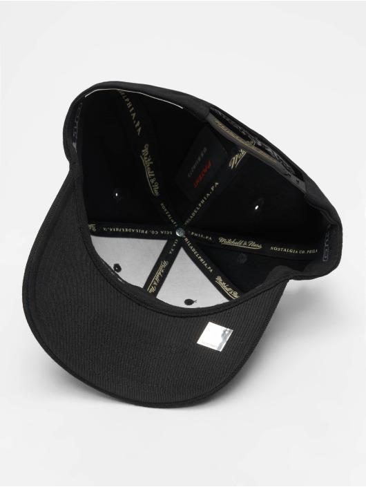 Mitchell & Ness Gorra Snapback NBA Miami Heat Luxe 110 negro