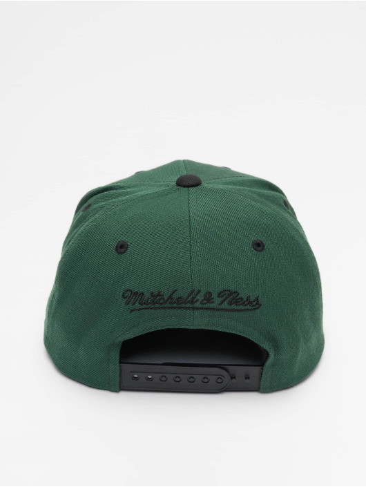 Mitchell & Ness Gorra Snapback Boston Celtics HWC Team Arch verde