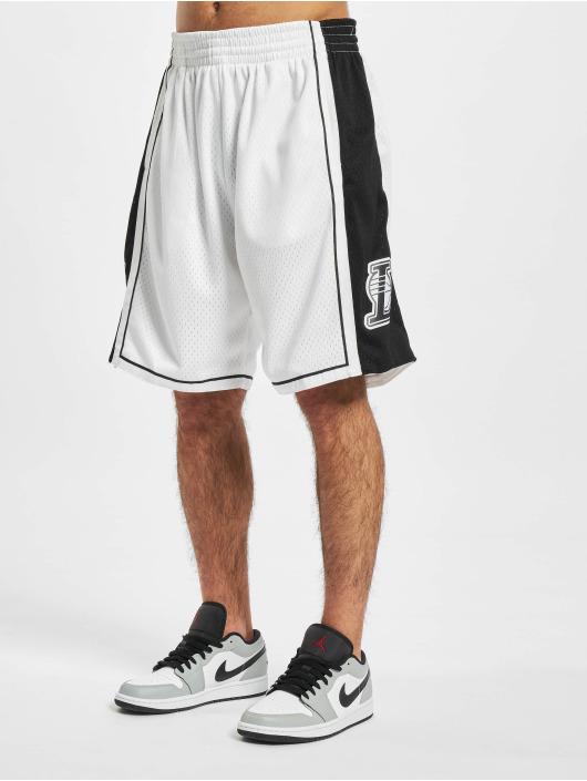 Mitchell & Ness Short Swingman LA Lakers blanc