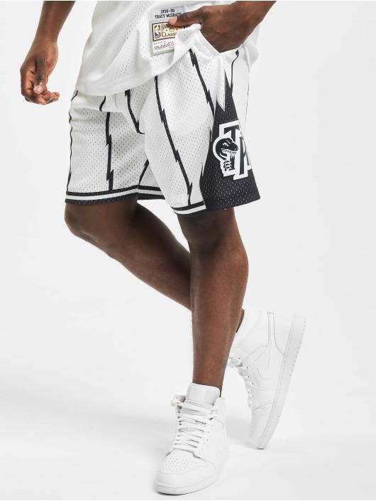 Mitchell & Ness Short Swingman Toronto Raptors blanc