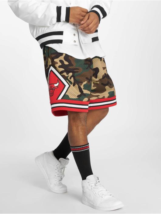Mitchell & Ness Shorts Chicago Bulls Swingman camouflage