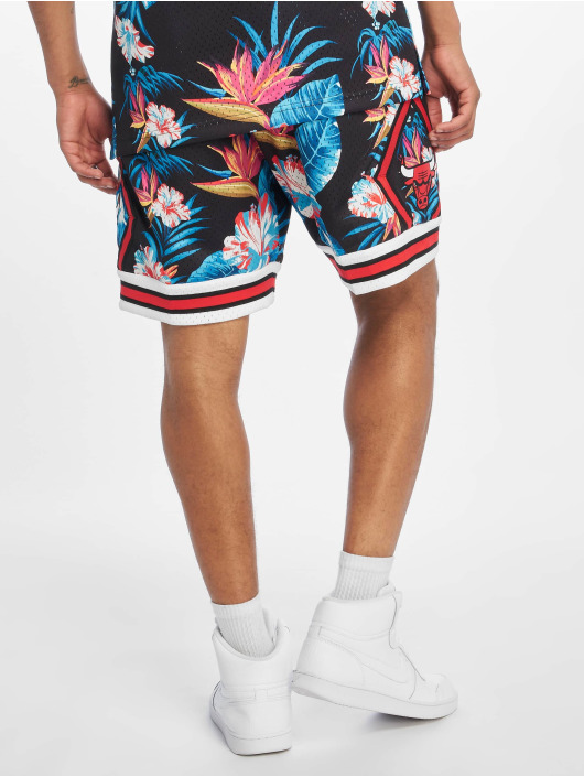 Mitchell & Ness Shorts NBA Chicago Bulls Swingman variopinto