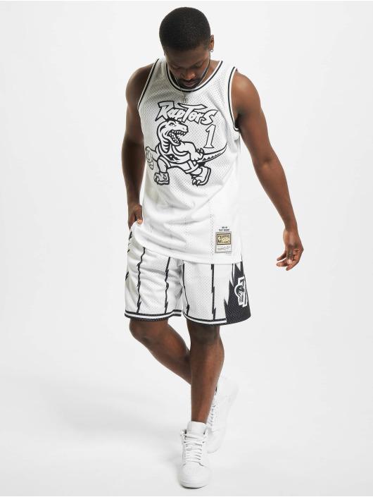 Mitchell & Ness Shorts Swingman Toronto Raptors weiß