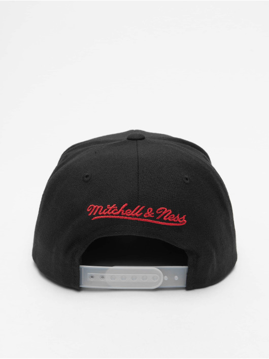 Mitchell & Ness Snapback Reflective Duo Chicago Bulls èierna